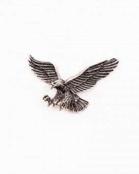 EAGLE BROCHE | BROȘĂ METALICĂ VULTUR